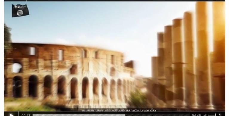 Nowe wideo Państwa Islamskiego. Terroryści grożą kolejnymi zamachami w Europie [VIDEO]