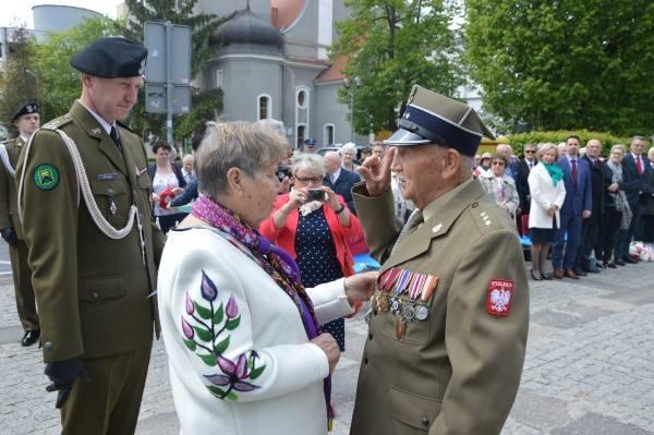 8 maja upłynął w wielu lubuskich miejscowościach pod znakiem obchodów 74. rocznicy zakończenia II wojny światowej. Nie inaczej było w Zielonej Górze,
