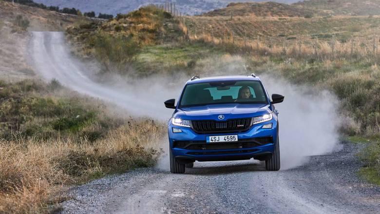 Skoda Kodiaq RS. SUV ze sportowymi ambicjami