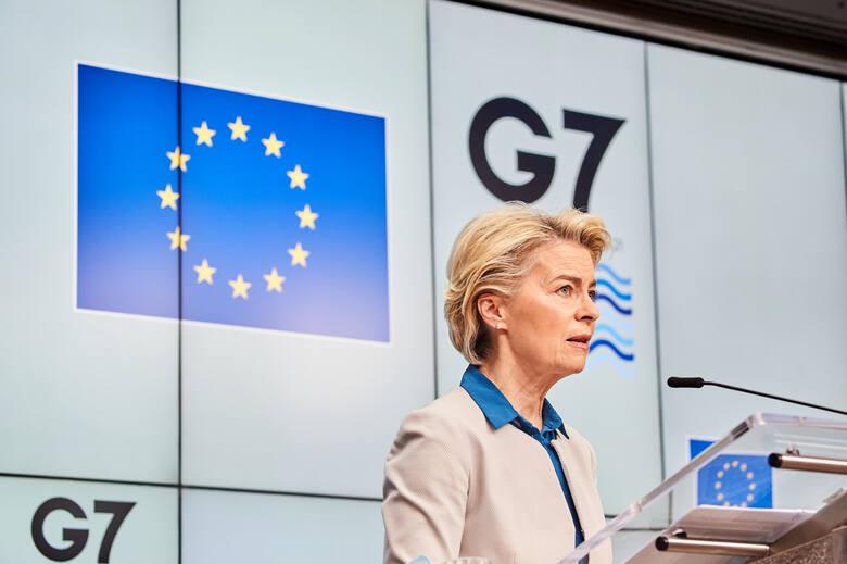 """Szczyt państw grupy G7 w Wielkiej Brytanii. """"Chiny i Rosja budzą nasze obawy"""""""