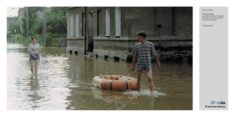 Dzielnica Rataje w Brzegu była zalewana i w 1997, i 2010 roku. Wał chroniący mieszkańców powstał dopiero przed miesiącem.
