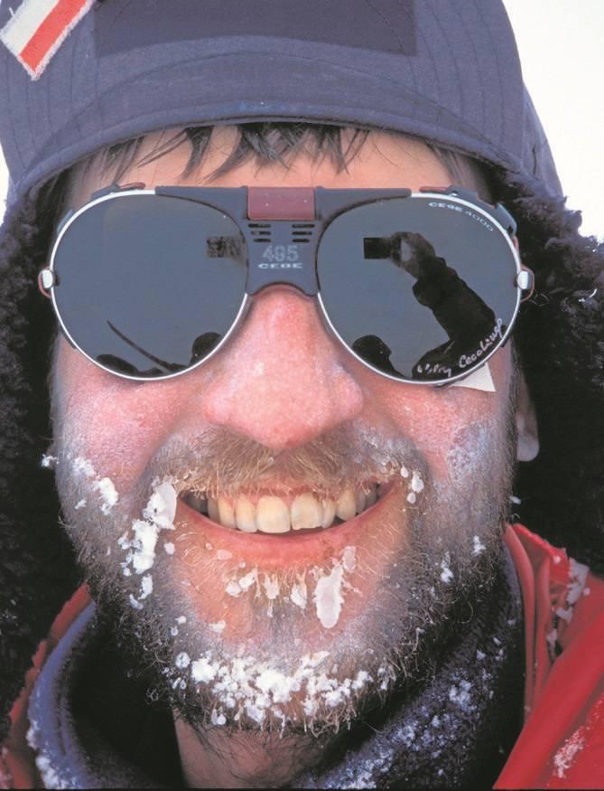 Marek Kamiński, podróżnik, zdobywca obu biegunów