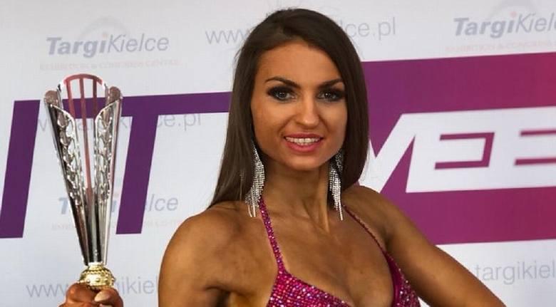 """Była """"patykiem"""". Dziś Ewelina Malinowska emanuje seksapilem. Zobacz zdjęcia zawodniczki sportów sylwetkowych z Gorzowa"""
