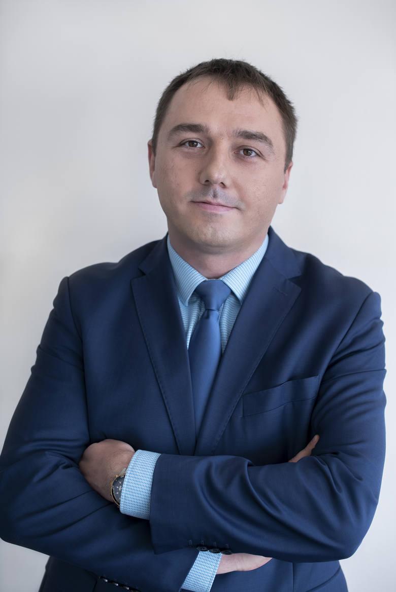 Kamil Hajdamowicz, zarządzający aktywami w Vienna Life TU na Życie S.A. Vienna Insurance Group