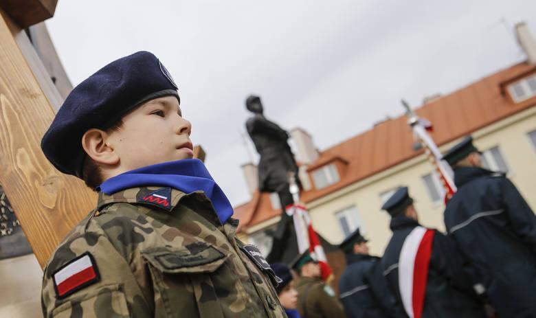 Obchody 100. rocznicy śmierci płk. Leopolda Lisa-Kuli w Rzeszowie.