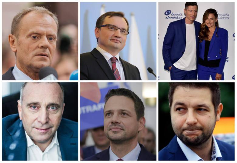 Ranking najbardziej wpływowych Polek i Polaków 2018. Zobacz na kolejnych slajdach jak wygląda TOP10 zestawienia przygotowanego przez tygodnik [/quot