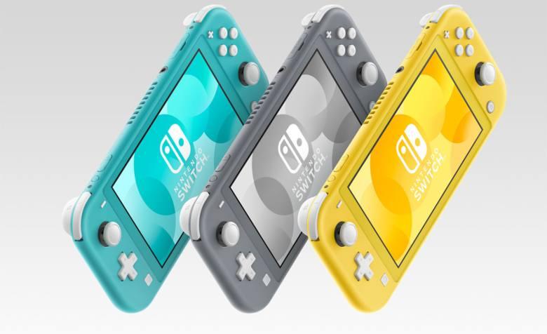 Nintendo zaprezentowało nową konsolę - Nintendo Switch Lite