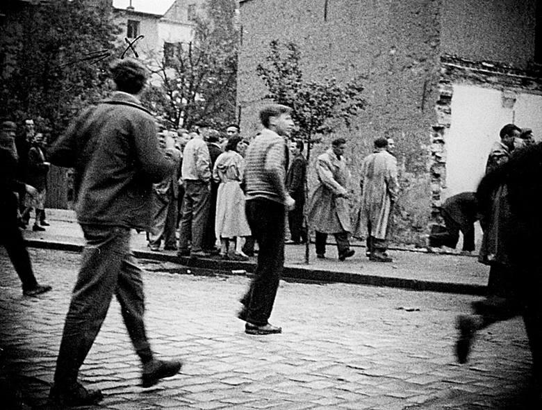 333 osoby zatrzymano i aresztowano od 30 maja do 1 czerwca 1960 roku.