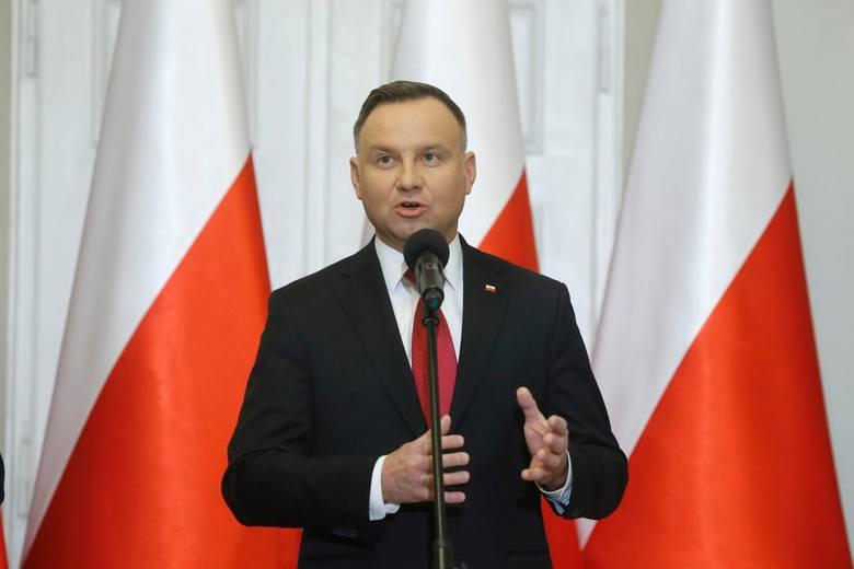 Andrzej Duda będzie w Namysłowie 13 stycznia