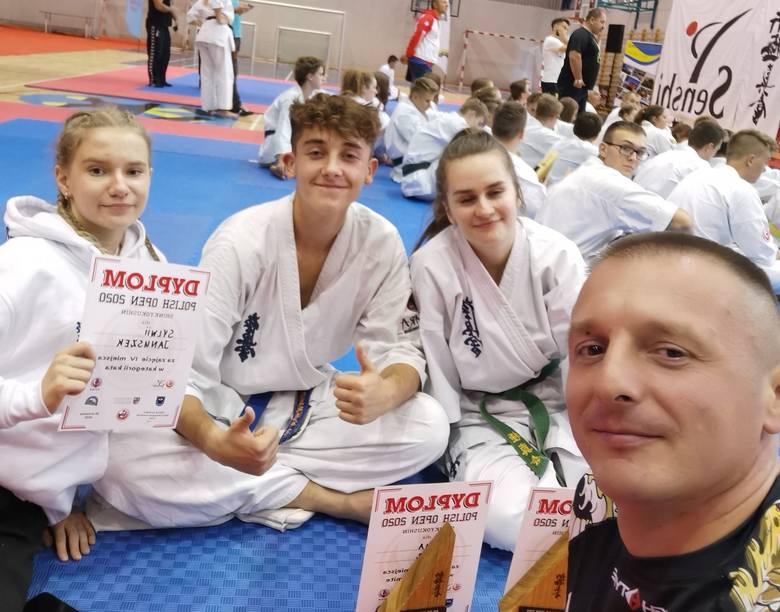 Po bardzo długiej przerwie zawodnicy Klubu Chikara wzięli udział w zawodach Polish Open 2020 Kadet & Junior.