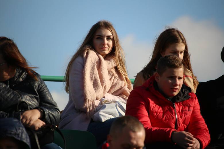 Kibice na meczu Chełmianka Chełm - Lechia Gdańsk. Zobacz zdjęcia