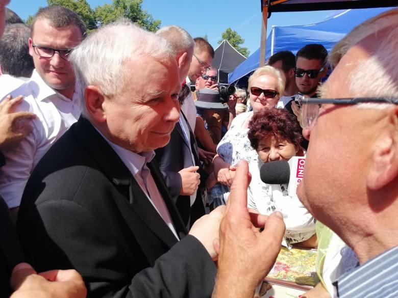 W sobotę lokalni działacze Prawa i Sprawiedliwości zaprosili mieszkańców regionu na Piknik Rodzinny w Dygowie. Weźmie w nim udział prezes partii – Jarosław