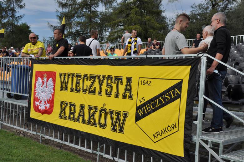 Liga: Klasa B, gr. Kraków III