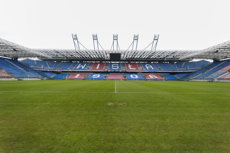Wisła Kraków. W te miejsca na stadionie przy ul. Reymonta kibice na co dzień wstępu nie mają [ZDJĘCIA, WIDEO]