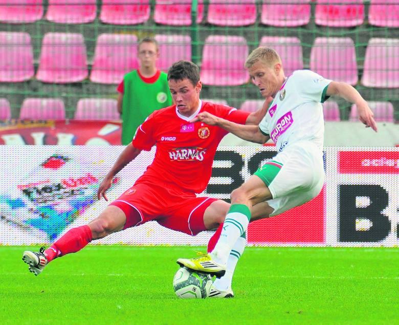Jakub Bartkowski wrócił ze zgrupowania kadry.