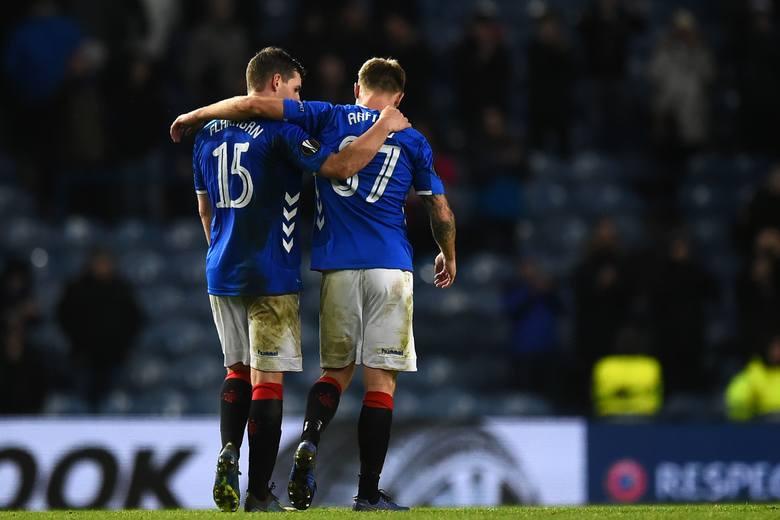 Mecz Legia - Rangers. Przewidywany skład Glasgow Rangers na mecz z Legią Warszawa