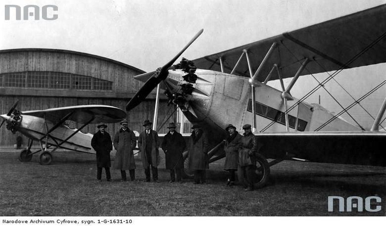 """Krajowa Fabryka Samolotów """"E. Plage, T. Laśkiewicz"""" w Lublinie"""