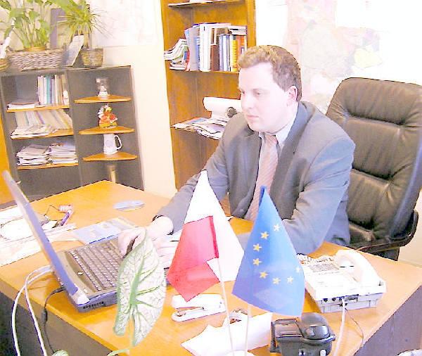 Prezes grudziądzkiego MZK Marek Sikora  uważa, że unijny test autobusu na biopaliwo  opłaci się miastu i firmie.
