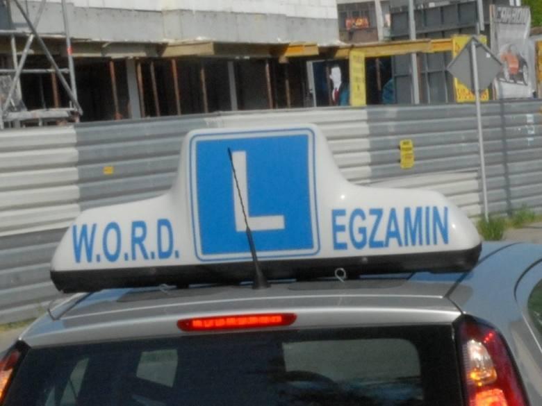 Koronawirus. Ostrołęka. Egzaminy na prawo jazdy w Wojewódzkim Ośrodku Ruchu Drogowego zawieszone. 12.03.2020