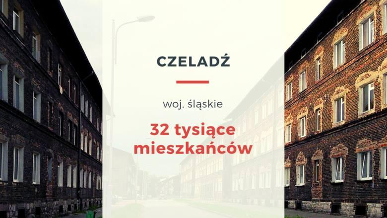 Licząca ok. 32 tysiące mieszkańców Czeladź (śląskie) to największe polskie miasto, w którym kolej nigdy nie istniała. Do najbliższych stacji kolejowych,