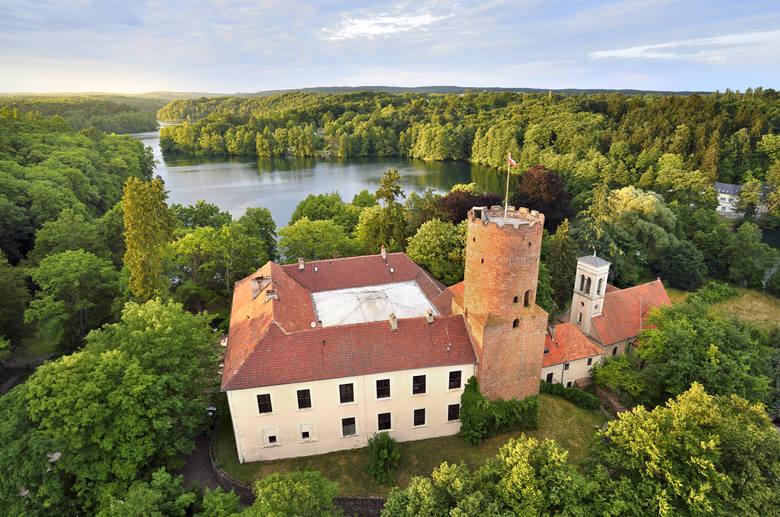 Zamki i pałace przyciągają wielbicieli historii i architektury. Zamek Joannitów w Łagowie stał się już jednym z symboli regionu