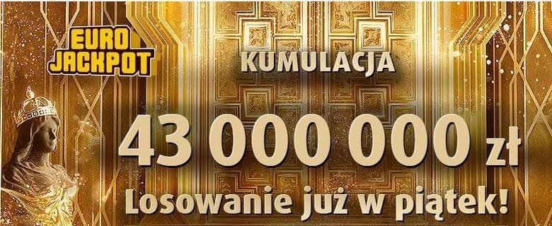 EUROJACKPOT WYNIKI 17.05.2019. Eurojackpot Lotto losowanie 17 maja 2019. Do wygrania są 43 mln zł! [wyniki, numery, zasady]