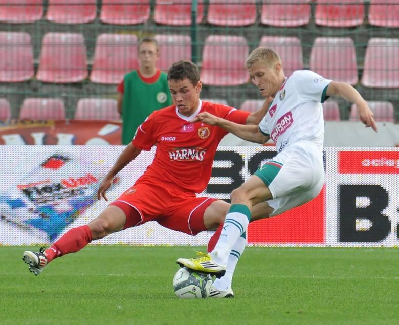 Jakub Bartkowski ostatnio nie grał z powodu kontuzji.