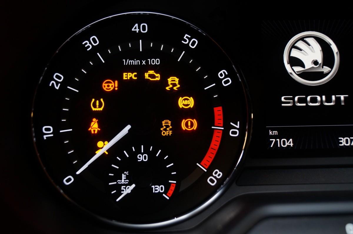Kontrolki W Samochodzie >> Kontrolka prawdę ci powie. Co sygnalizują ikony na desce rozdzielczej? - Gloswielkopolski.pl