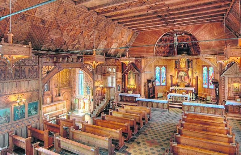 Kościół parafialny w Kościelisku został zamknięty