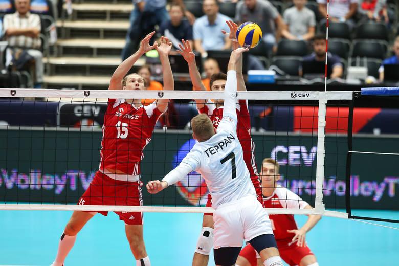 Mistrzostwa Europy 2019. Polska niewyraźna, ale rozpoczęła turniej od zwycięstwa nad Estonią