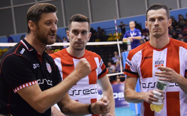 Resoviacy cieszyli się z wygranej w Krośnie