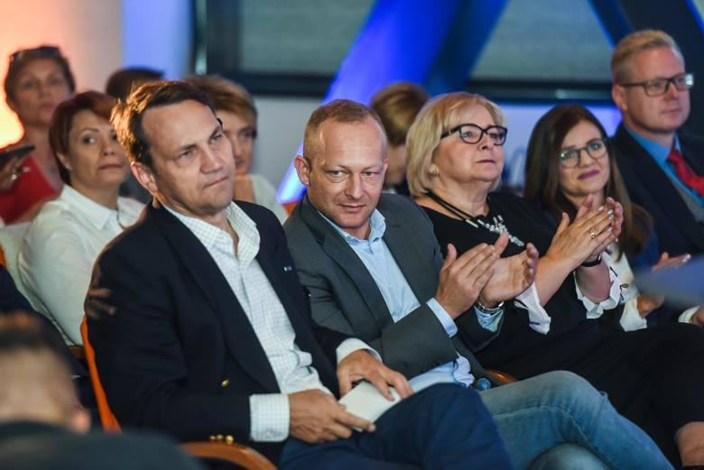 W sobotę odbyła się konwencja wyborcza Rafała Bruskiego przed zbliżającymi się wyborami samorządowymi. Urzędujący prezydent Bydgoszczy podsumował swojej