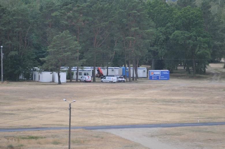 PolAndRock Festiwal 2019. Na dawnym poligonie w Kostrzynie już trwają prace. To znak, że PolAndRock 2019 zbliża się wielkimi krokami