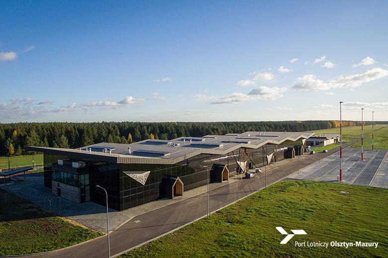 Podsumowanie roku 2018 w Porcie Lotniczym Olsztyn-Mazury wypadło pomyślnie.  W minionym roku na lotnisku zostało obsłużonych 121 tys. pasażerów, co oznacza