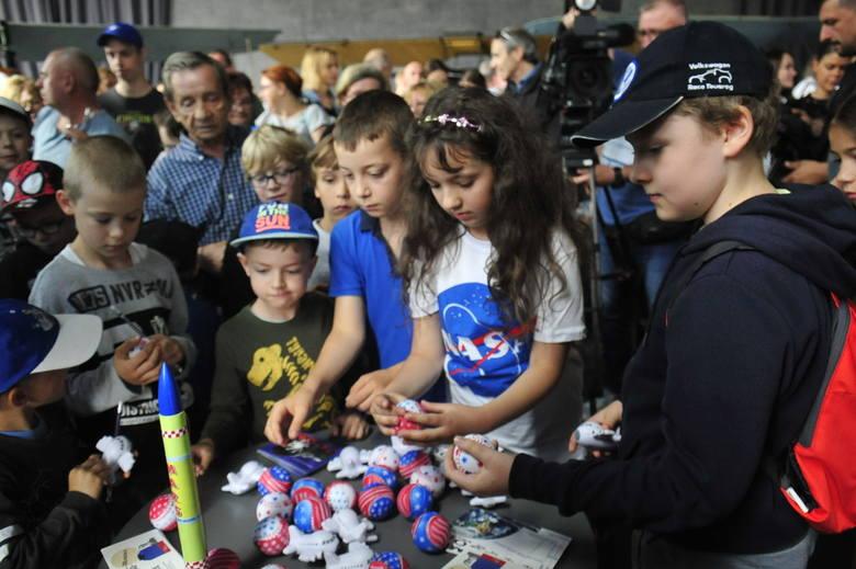 Wystawa w Krakowie. Najsłynniejszy cytat NASA ma już 50 lat