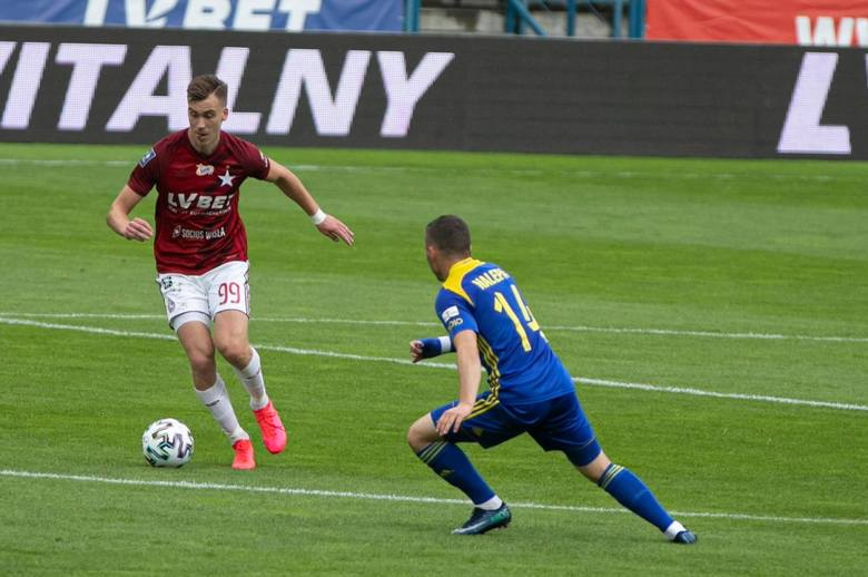 Damian Pawłowski21-letni pomocnik ma z Wisłą Kraków kontrakt ważny do 30 czerwca 2021 roku (z klauzulą przedłużenia), a we wrześniu został wypożyczony
