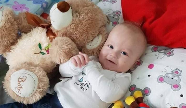 Kubuś znalazł swojego bliźniaka genetycznego, jednak obecnie nie jest gotowy na przeszczep.