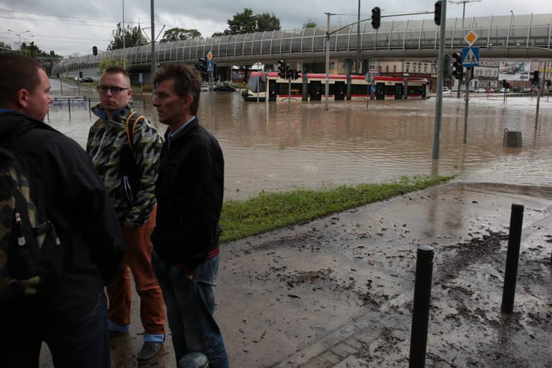 Ulewa, która przeszła przez Gdańsk 14 i 15 lipca 2016 r. dokonała ogromnych zniszczeń