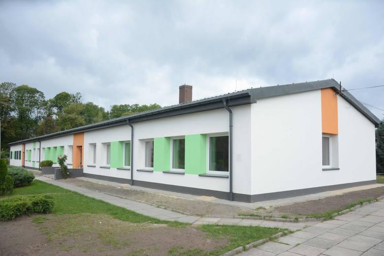Termomodernizacja budynku szkoły w Szczecnie