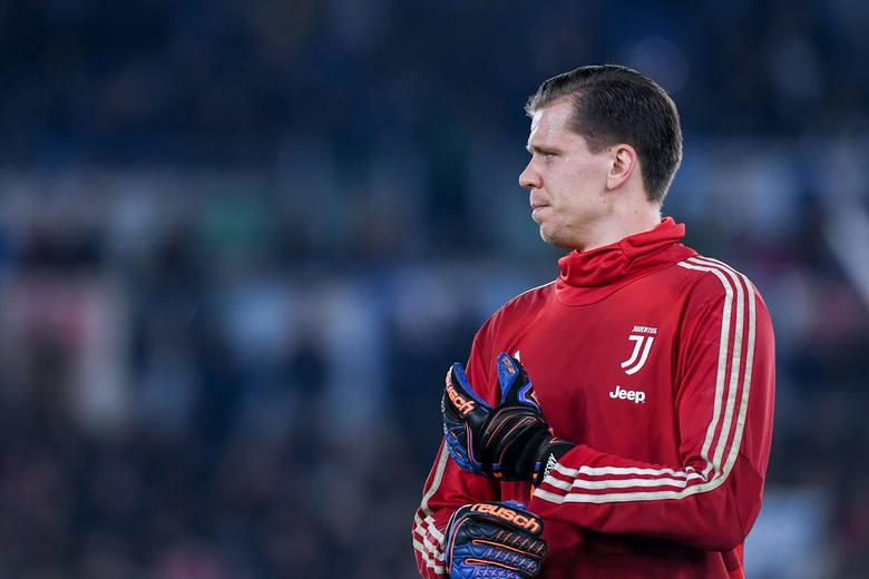 Wojciech Szczęsny nie ma koronawirusa. Przebywa nadal w kwarantannie