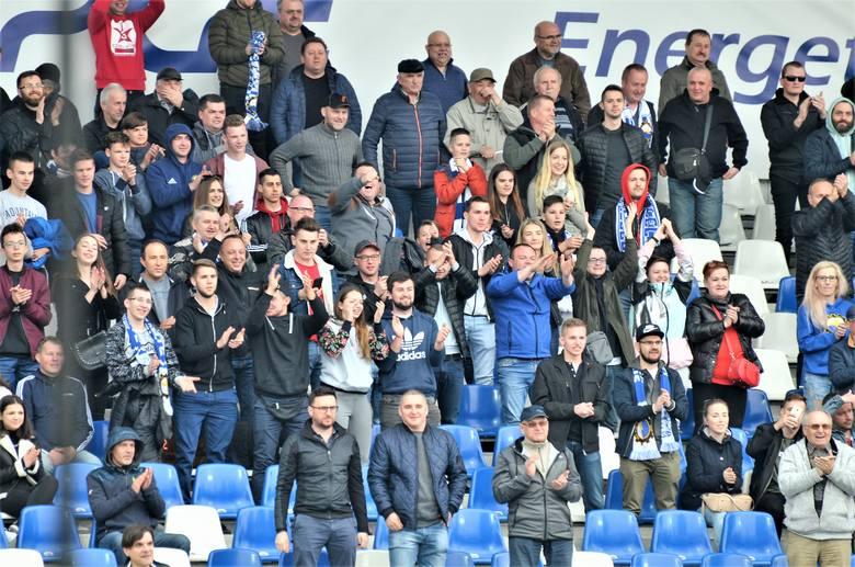 PGE Stal Mielec pokonała na własnym stadionie drużynę Rakowa Częstochowa. Mecz zakończył się wynikiem 3:1 (2:0) dla mielczan. Czytaj więcej o meczu.Wraca
