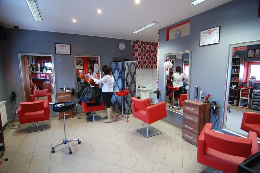 Salon fryzjerski stalowa wola