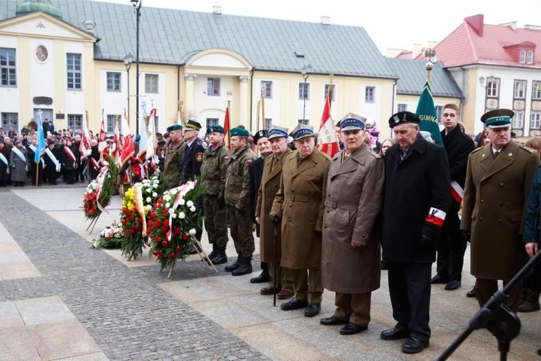 Narodowy Dzień Pamięci Żołnierzy Wyklętych. Apel poległych i salwa honorowa (zdjęcia, wideo)