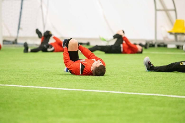 Piłkarze Jagiellonii wreszcie mogą trenować w grupie