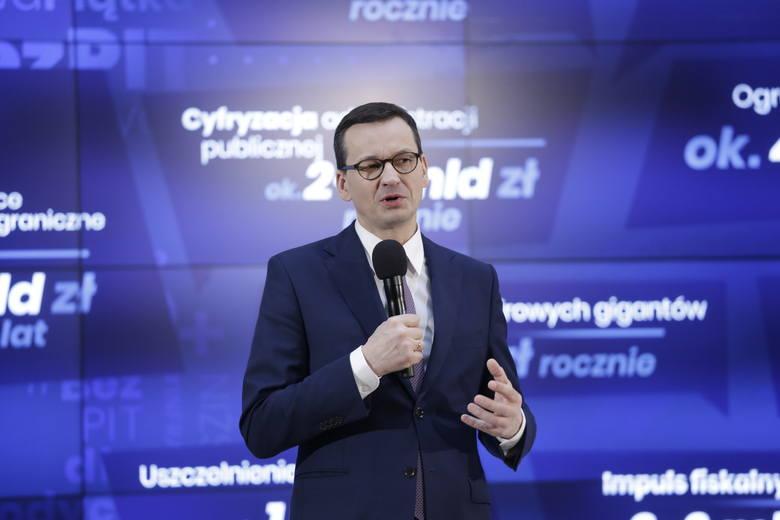 - Polacy będą mieli wolny wybór gdzie ulokować środki prywatne konta- mówił Premier.