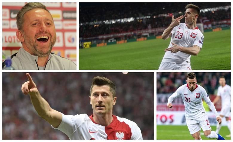 6 i 9 września reprezentację Polski czekają starcia ze Słowenią i Austrią w ramach eliminacji do mistrzostw Europy w 2020 roku. Sprawdźcie, na ile branżowy