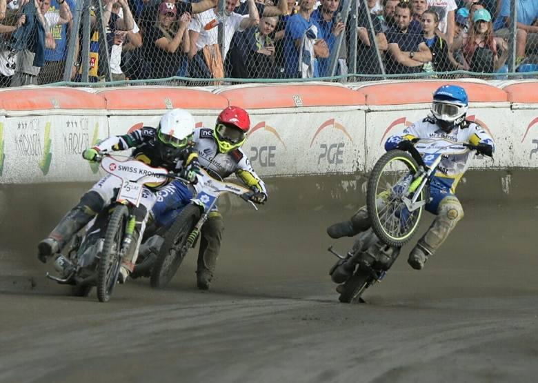 Żużlowcy Stelmetu Falubazu Zielona Góra wygrali w Grudziądzu.
