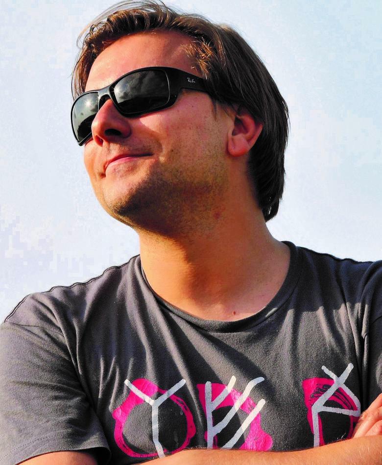 Mikołaj Ziółkowski, szef agencji Alter Art:  Nie znam lata bez Open'er Festivalu