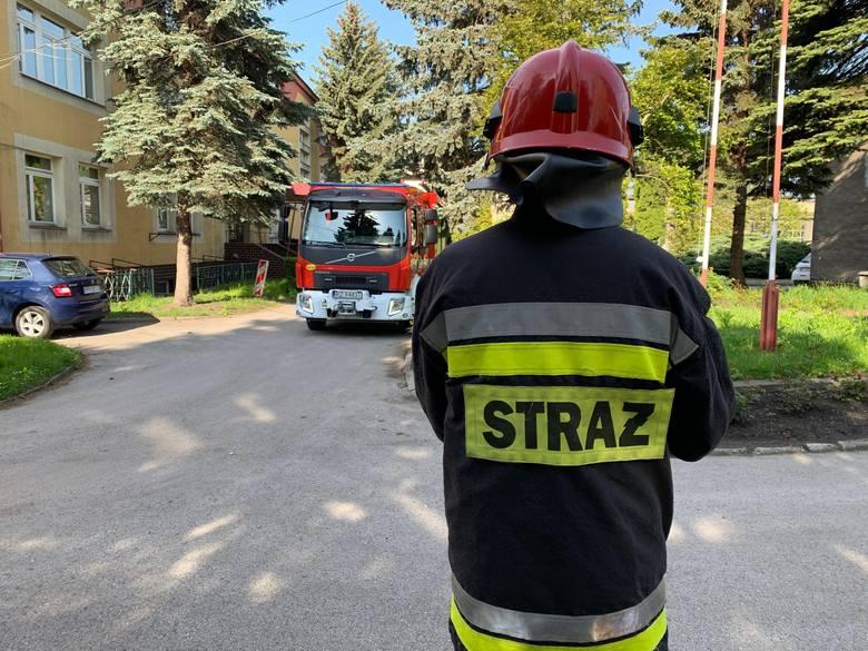 W środę przed godz. 8 do Ośrodka Szkolno-Wychowawczego nr 2 przy ul. Czarnieckiego w Przemyślu wysłano wiadomość e-mail o podłożonym ładunku wybuchowym.