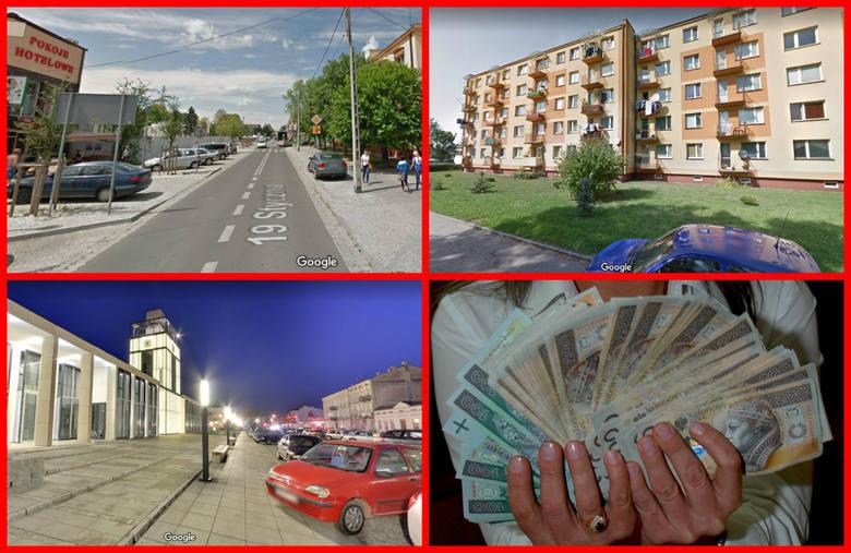 Gdzie w województwie łódzkim zarabia się najwięcej? Oto ranking. Kliknij na kolejne zdjęciePOLECAMY PAŃSTWA UWADZE:Najniebezpieczniejsi przestępcy w
